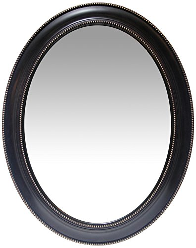 Infinity Instruments Sonore 30 inch by 24 inch Decorative Oval Bathroom Vanity -