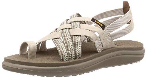 Teva dames Voya Strappy Open teen sandalen