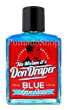DON DRAPER After Shave BLUE