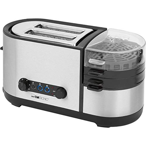 Clatronic TAM 3688 Multifunktions-Toaster 5in1