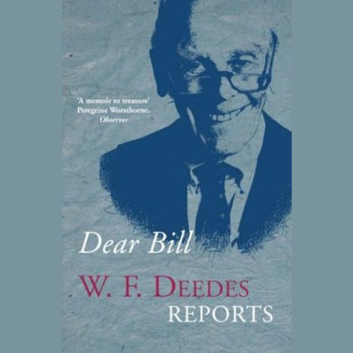 Dear Bill cover art