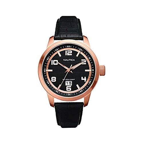 Nautica Watch Herrenuhr Quarz A15023G