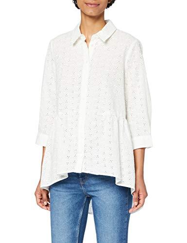 camicia donna Only Onlnew Canberra 3/4 Life DNM Shirt Camicia da Donna