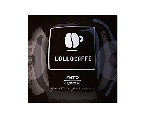LOLLO CAFFE' CIALDE IN CARTA ESE 44MM MISCELA NERA MOKONA/TAZZONA COMPATIBILI (300)