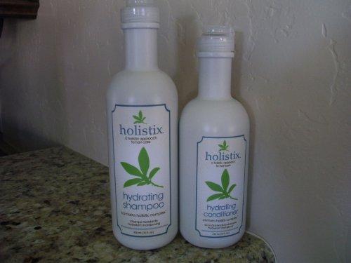 Holistix Hydrating Shampoo 12 oz & Conditioner 10 oz Combo Deal