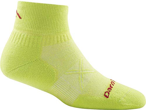 Darn Tough Coolmax Vertex Quarter Crew Ultralight Socks - Womens