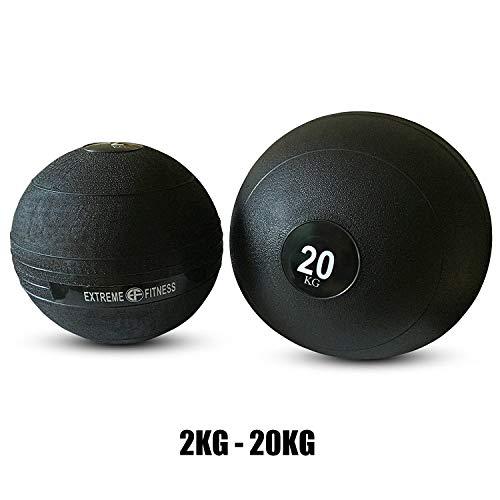 Extreme Fitness Medicine ball Pas de rebond, 2 kg
