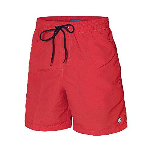 Navigare Costume Mare Uomo Boxer Short Assortito Art.8341 (Red Race - 3XL / 56)
