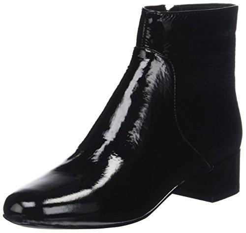 ALDO Werca, Bottes Femme, Noir (Black Patent), 38.5 EU