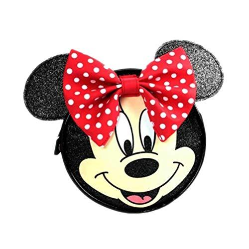 Sac bandoulière Minnie Mouse avec Oreilles 3D