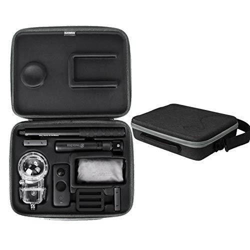 U/R Tasche Koffer für Insta360 ONE X2 / ONE X Schutz Tragetasche (L)