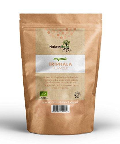 Natures Root Organic Superfoods Triphala Powder - 500g