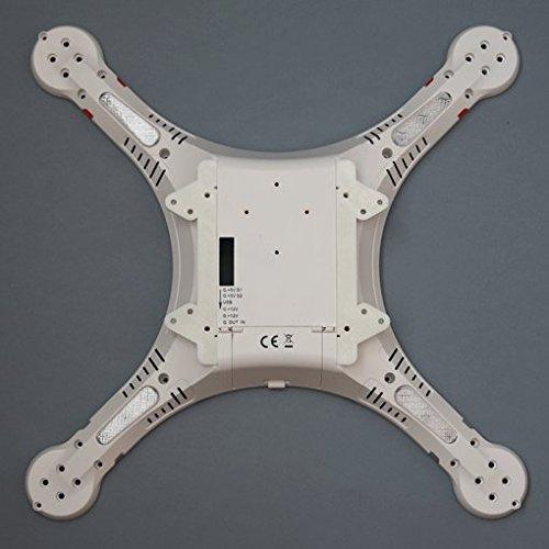 DIBUJOTECNICO.COM Adaptador Patas dji F450 para Cheerson CX20