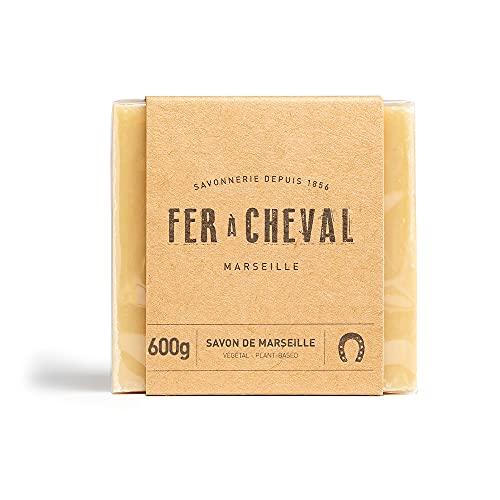 Fer à Cheval - Véritable Savon de Marseille Végétal - Cube 600g