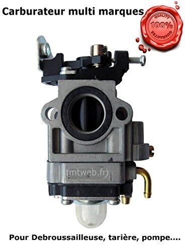 Vergaser für Motorsense, Multifunktions 4in 1, Werkzeug auf Handstativ und Erdbohrer