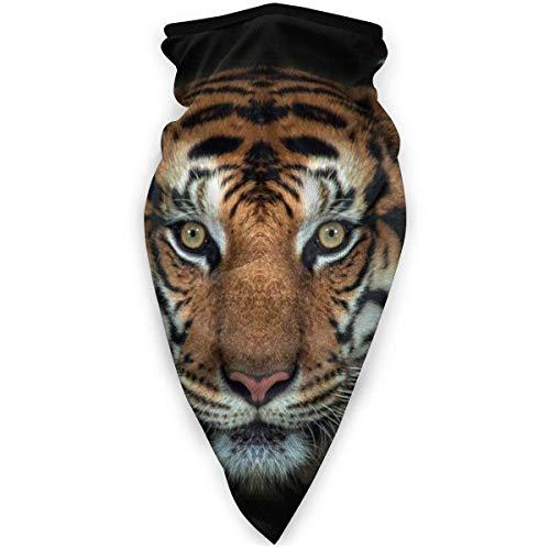 Unisex Seamless Face Mask Bandana, Windproof Bandana Neck Gaiter Motorcycle, Rave Neck Gaiter Headwear Triangle Face Cover Scarf