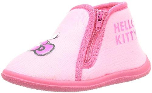 HELLO KITTY Baby Mädchen HK Gabari Krabbelschuhe, Pink (13), 27 EU (9.5 UK)