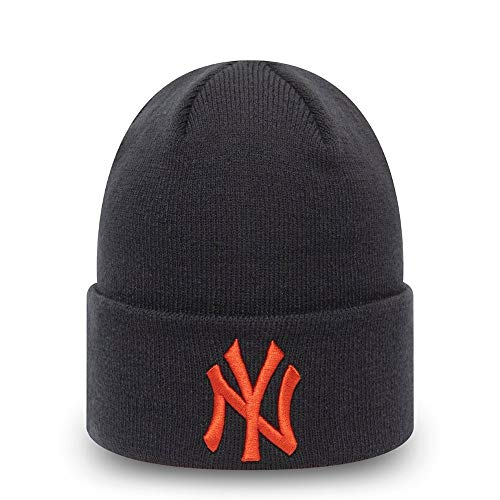 New Era Gorro Modelo League Essential Cuff Knit NEYYAN Marca