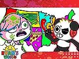Map Dart Challenge with Combo Panda!