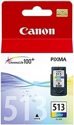 Canon CL-513 Renkli Orijinal Mürekkep Kartuşu (1)