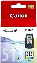 Canon CL-513 Cartucho de tinta original Tricolor para Impresora de Inyeccion de tinta Pixma