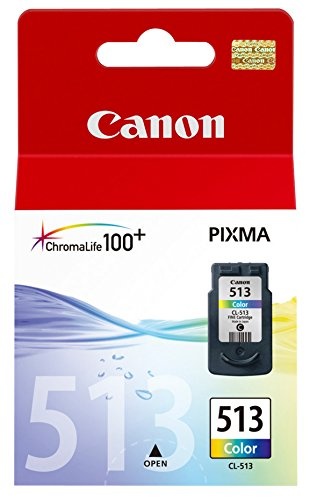 Canon CL-513 Pixma MP260 Inkjet / getto d'inchiostro Cartuccia originale