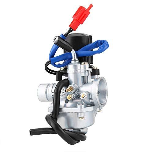 Motorrad Vergaser Vergaser mit Luftkraftstofffilter für SACHS SX1 PIA-GGIO SFERA 50 2-Takt Motorrad Roller