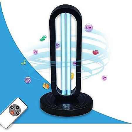 ECOBELLE/® Lampe st/érilisateur UV UVC portable pour d/ésinfecter des objets smartphones, lunettes, cl/és, etc. USB ou 4 piles AAA piles non incluses