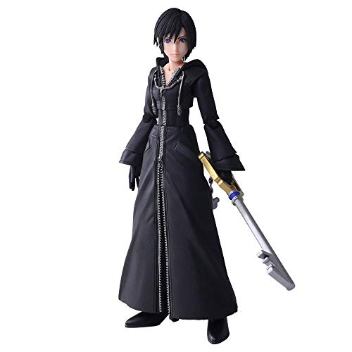 Bring ARts Kingdom Hearts III Zion PVC Painted Action Figure
