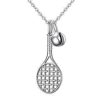 Best tennis racket necklaces Reviews