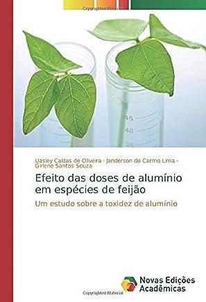 Efeito das doses de alumínio em espécies de feijão: Um estudo sobre a toxidez de alumínio