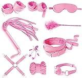 E-DIDI Traje deportivo rosa traje de entrenamiento de yoga de fuerza 10pcs. A358