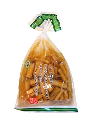 上沖産業 国産 ごぼう 醤油漬け 漬物 100g×10袋