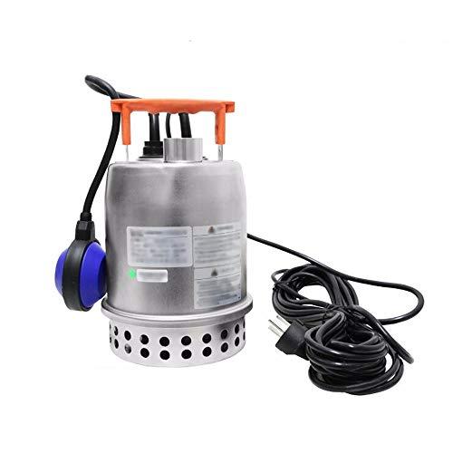 YXF, Hochleistungspumpe Wasserpumpe, Wasser Transferpumpe Tauchpumpe Edelstahl Haushalt automatische Entwässerungspumpe Außenpumpe Umwälzpumpe Wow (Size : 550W(F))