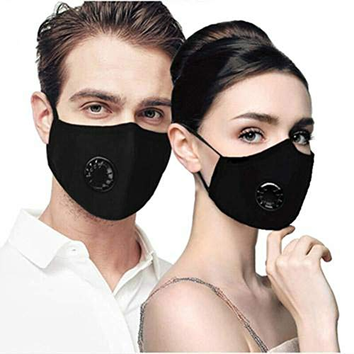 Face Cover – With Filters – lightweight & comfortable to wear In Stock