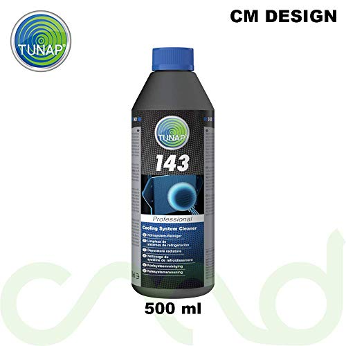 TUNAP 143 - Producto de Limpieza para Sistemas de refrigeración (500 ml)