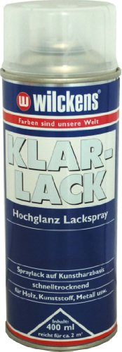 LACKSPRAY 400ML HG FARBLOS
