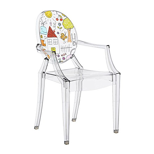 Kartell Lou Ghost Chaise