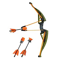 Toys-that-Start-with-Z-Zing Air Hunterz Bow & Arrow