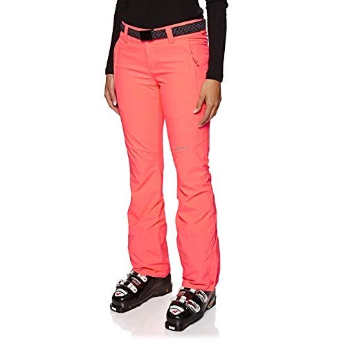 O'Neill Damen Snowboard Hose Star Skinny Pants, neon Tangerine pink, M