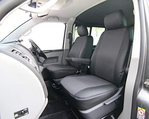 Funda de asiento impermeable Co, fundas de asiento resistentes a medida, 1+1 diseñadas para adaptar