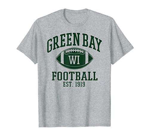 Vintage Green Bay Wisconsin Gift T-Shirt