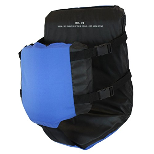 Floaty Pants Hands-Free Party Floatation Device (Blue, M)