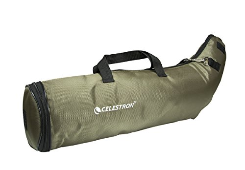 Celestron 82104 100mm Angled Deluxe Spotting Scope Case (Olive Green)