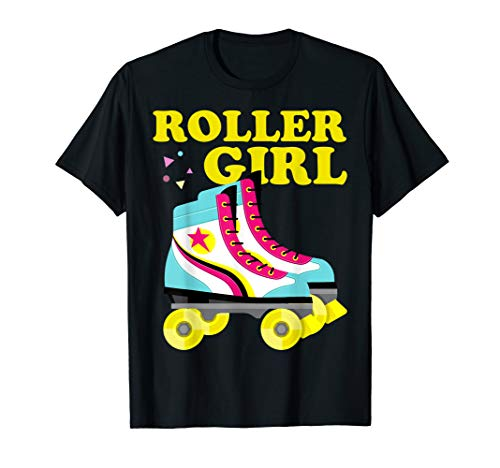 Rollschuh Shirt Lustig Rollschuhe Geschenk Rollschuhfahrer T-Shirt