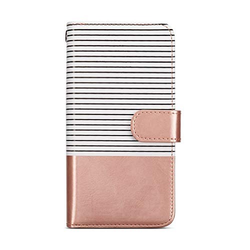 JIAHENG Phone Case Case For Samsung Galaxy S9 Flip Case,Premium PU Leather Wallet Case with Kickstand and Flip Cover,Mobile Wallet Protective Case with ID & Credit Card Pocket PU Leather Cover Sh