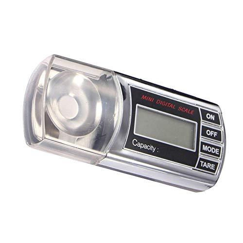 Beste verkoop Precisie sieradenweegschaal Weeg Digitale LCD-display Mini elektronische zakweegschaal Balance Keukenweegschaal