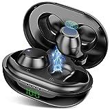 Auriculares Inalámbricos Mini, Motast Auriculares Bluetooth 5.0 Sonido Estéreo CVC8.0 Cancelación de Ruido In-Ear Auriculares con Micrófono Cascos Inhalabricos para Xiaomi iPhone Samsung