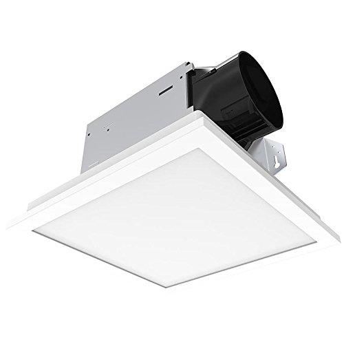 Utilitech 1.5-Sone 100-CFM White Bathroom Fan ENERGY STAR