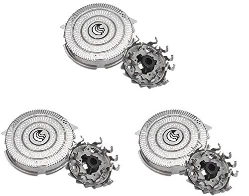 Testina di ricambio per rasoio elettrico HQ9 Philips Norelco Speed-XL HQ9020 HQ9070 HQ9080 HQ9090 HQ9161 HQ9190 PT920 Lama per rasoio